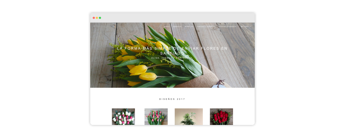 Sell Flowers with Jumpseller