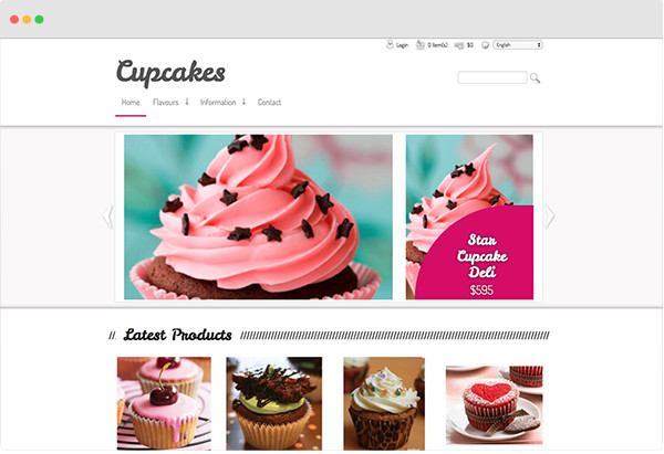 Online Store Theme